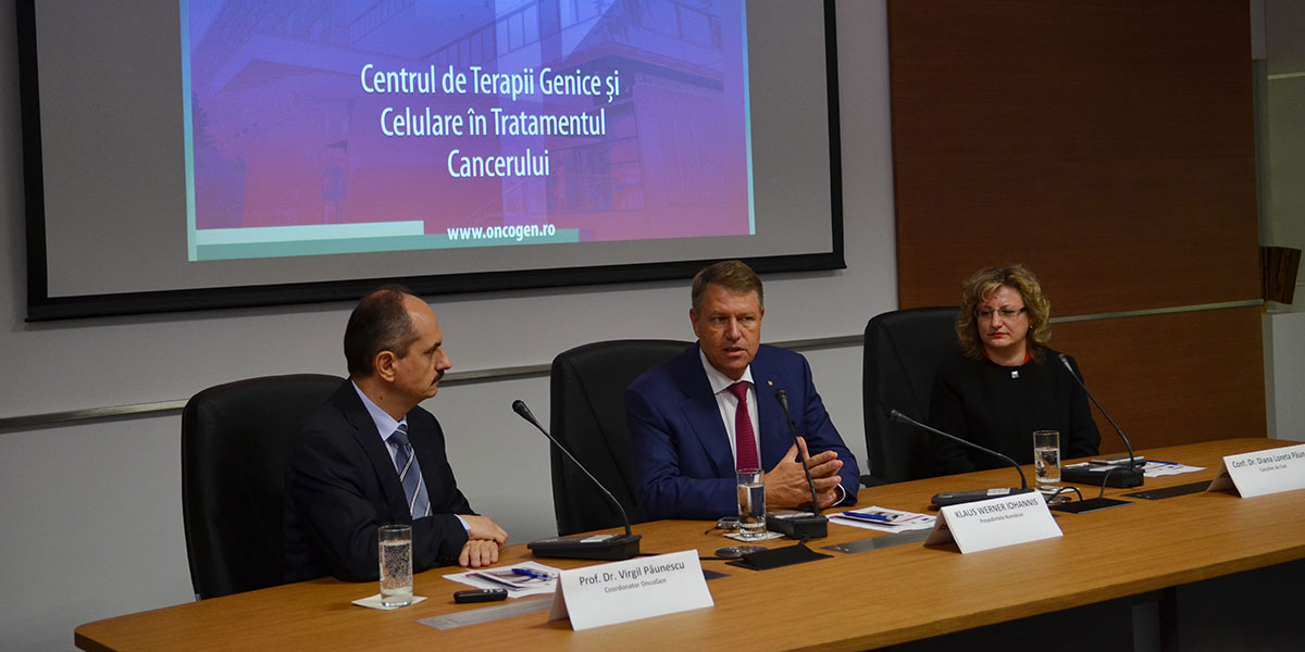 Visit of the President of Romania, Mr. Klaus Iohannis, in Timisoara