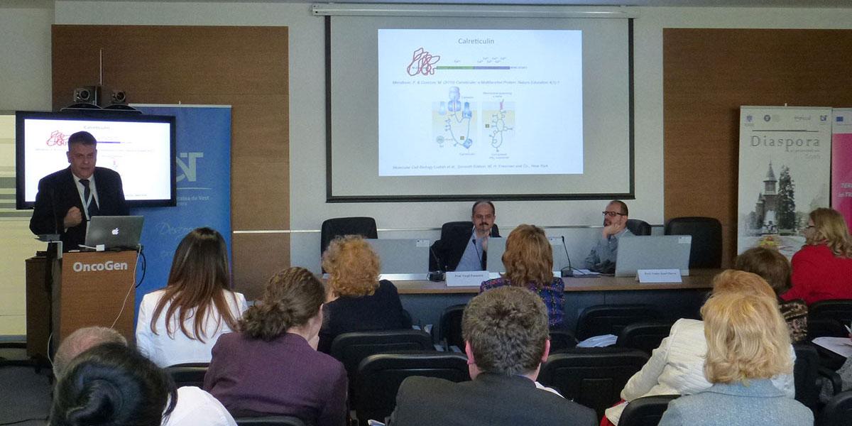 """Diaspora in Scientific Research and Higher Education in Romania – Diaspora and friends"" Conference"